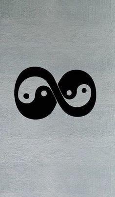 yin  infinity  lilmoongodess  deviantart yin