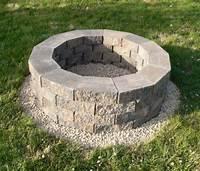 build a fire pit steps to build fire pit DIY