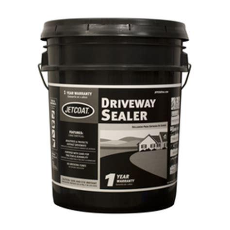 shop jetcoat asphalt sealer at lowes