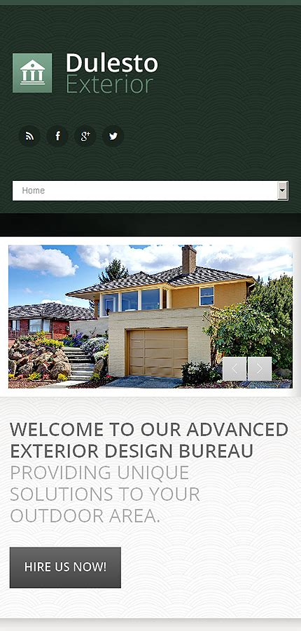 Drupal 7 Module With Template by Exterior Design Drupal Template No 50790 Drupal Templates
