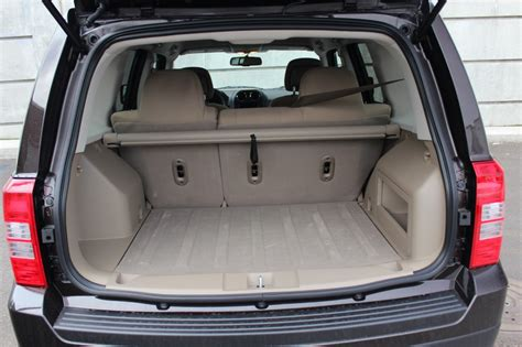 2017 Jeep Patriot Interior Dimensions Wwwindiepediaorg