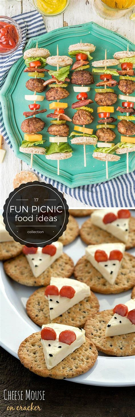 Picnic Food Ideas For Boating by Best 25 Picnic Foods Ideas Only On