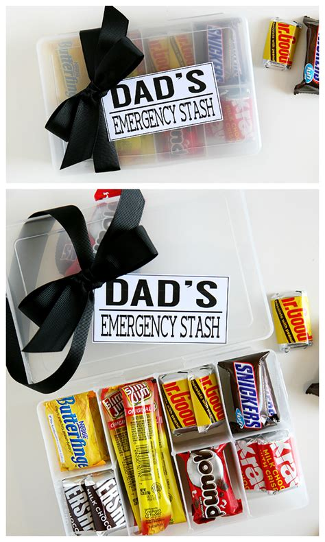 Gifts for dad birthday singapore. Dad's Emergency Stash - Eighteen25