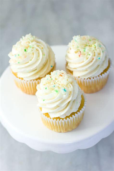 birthday cake batter frosting recipe  friends