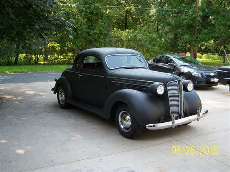 Coupe For Sale by 1937 Dodge Coupe Rod Project Car For Sale