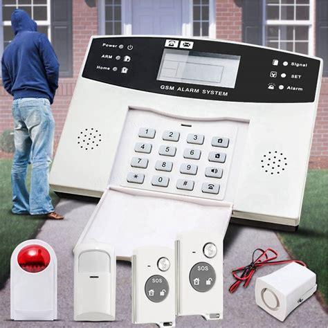 alarme bureau autodial maison maison bureau sécurité cambrioleur