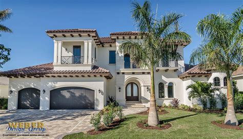 mediterranean house plans revival spanish colonial mission small stucco awesome style homes