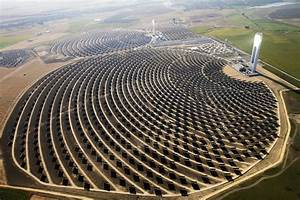 The Solar Power Towers of Seville, Spain | Amusing Planet