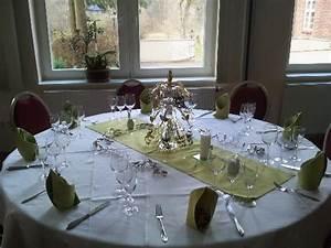 Festlich Gedeckter Tisch : festlich gedeckter tisch vor der feier bild von alter gutshof demern tripadvisor ~ Eleganceandgraceweddings.com Haus und Dekorationen