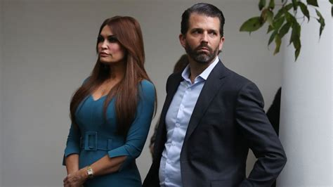 kimberly trump jr donald guilfoyle body relationship language truth expert don reveals mark wilson yet daughter law president thelist guilfoyles