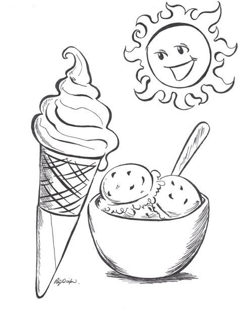 summer ice cream  sun  jadzialana  deviantart