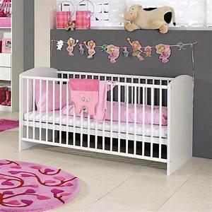 Deco Chambre Bebe Fille Gris Rose : decoration chambre bebe fille rose ~ Teatrodelosmanantiales.com Idées de Décoration
