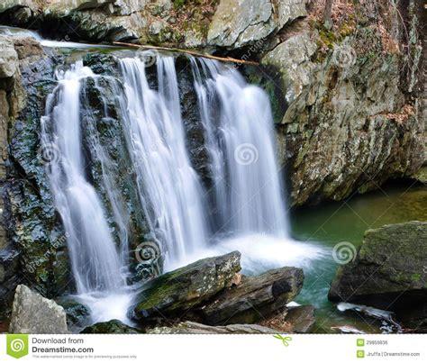 Kilgore Falls In Rocks State Park Maryland Royalty Free