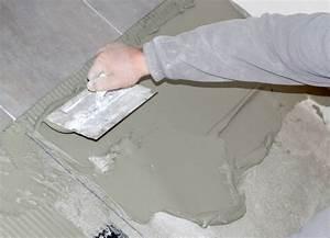 Joint Pour Carrelage : joint et colle poxy colle pour carrelage tanche ~ Melissatoandfro.com Idées de Décoration