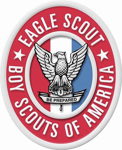 Eagle Scout Rank Together Troop Brothers Moon