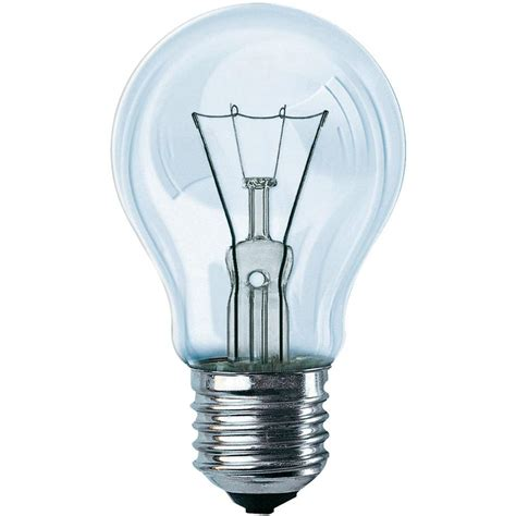oule 224 incandescence philips e27 40 w 40 w blanc chaud forme de poire 224 intensit 233 variable