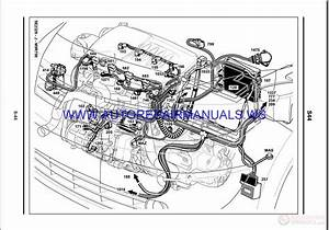 Renault Scenic Workshop Wiring Diagram