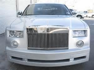 chrysler 300 vs phantom chrysler 300c with phantom front end rb custom cars