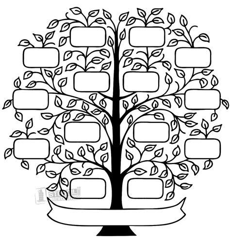 family stencil  family tree images family tree