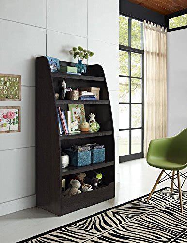 Ameriwood Home Hazel Kids 4 Shelf Bookcase, Espresso   Buy