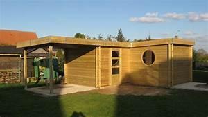 Abri De Jardin Toit Plat 10m2 : plan abris de jardin toit plat digpres ~ Nature-et-papiers.com Idées de Décoration