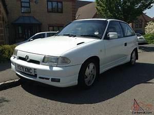 1993 Vauxhall Astra Gsi 16v White Mk3