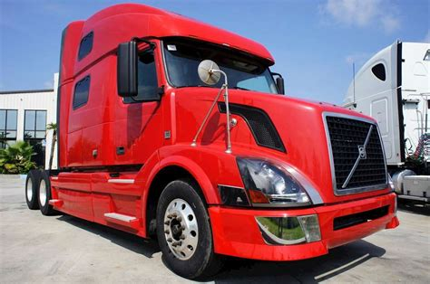 Volvo 780 Truck For Sale by 2009 Volvo 780 Sleeper Truck For Sale Gulfport Ms