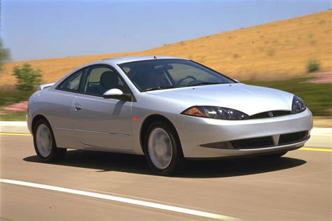 ford cougar coupe review   parkers