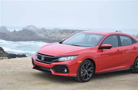 Review Honda Civic Hatchback by Drive Review 2017 Honda Civic Hatchback