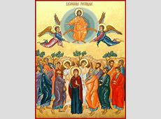 Vaznesenje Gospodnje Spasovdan pravoslavni praznik u
