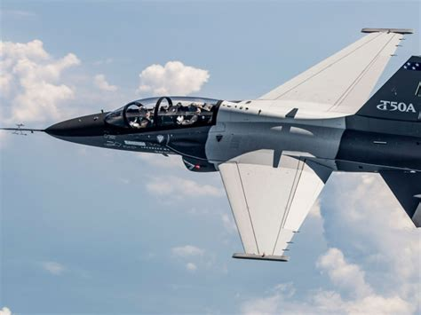 T-50A Trainer - Airforce Technology