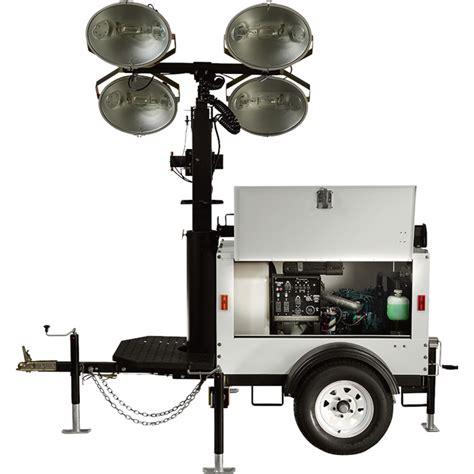 magnum light tower parts generac magnum mlt3060mv mobile light tower 6000 watts