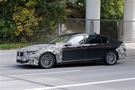 Spyshots 2019 Bmw 7 Series Lci To Get Major Styling