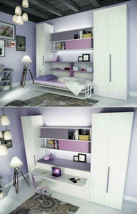 chambre enfant gain de place armoire lit escamotable et lits superpos 233 s chambre d enfant