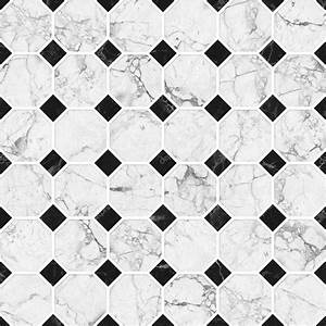White and black mosaic marble texture.(High.Res.) — Stock ...