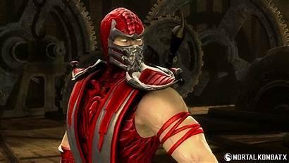 Scorpion Mortal Kombat Skin Costume Wallpapers Edition