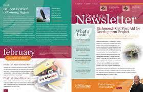 image result  college newsletter templates newsletter