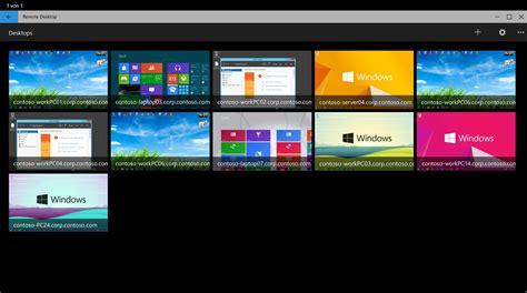 ähnliche App Wie by So Funktioniert Die Remote Desktop App Mit Windows 10