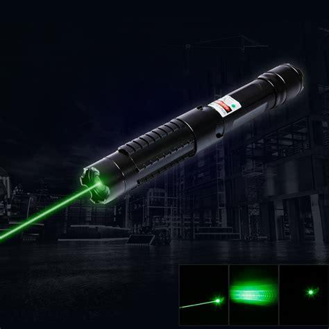 green light laser 5 in 1 5000mw 532nm beam light green laser pointer pen kit