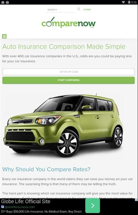 By simply entering a zip code for the desired location. Car Insurance App - Android Apps on Google Play