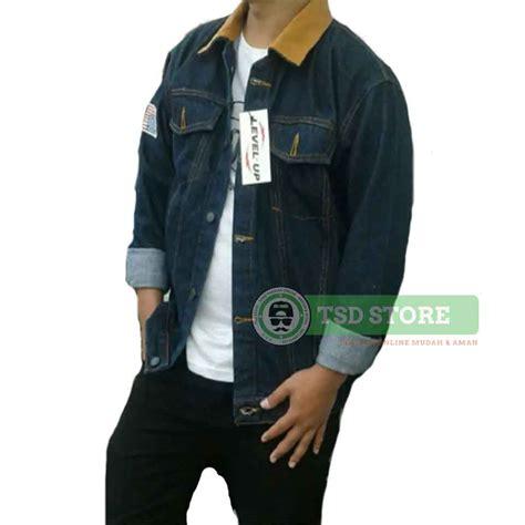 top  jaket jeans kekecilan