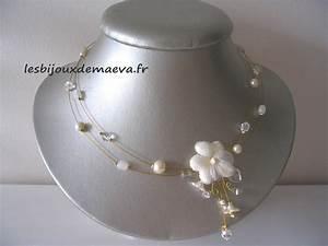 bijoux mariage pas cher collier fantaisie mariee ivoire et With collier pour mariage pas cher