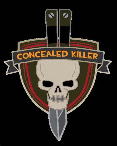 concealed killer logo  camouflage team fortress  sprays
