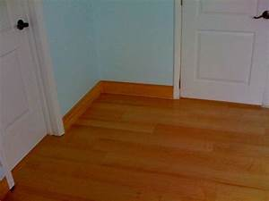 Modern baseboard gives eclectic outlook for every interior for White baseboards with wood floors