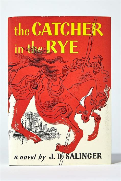 Comfort Reads: How 'The Catcher in the Rye' Can Help You Cope - WSJ