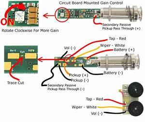 Free Download Piezo Pickup Wiring Diagram