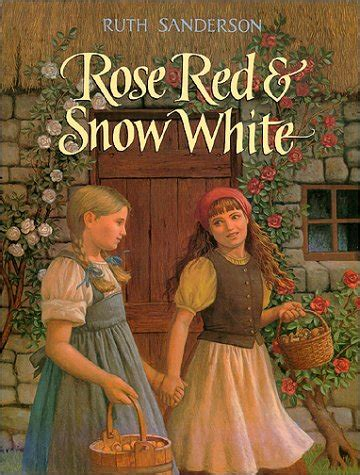 rose red snow white  grimms fairy tale  ruth sanderson reviews discussion bookclubs lists