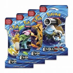 Pokémon TCG: XY-Evolutions | booster pack | trading card game