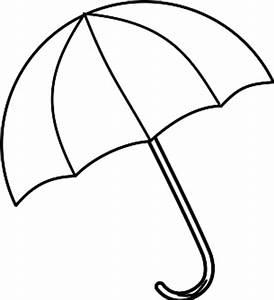 Umbrella Template Printable - Cliparts.co