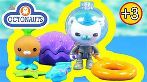 The Octonauts Barnacles & Tunip Toy Playset Toy Review ...  Toy